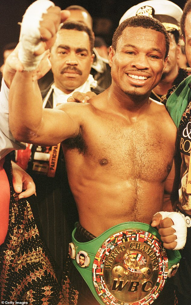 Shane Mosley fought the best during his career and won world titles in three weight divisions