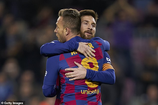 Lionel Messi is also a fan and says he has 'La Masia style' despite not playing in the academy