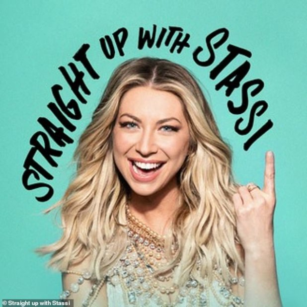 Canceled: In addition to his job, Stassi lost his agent, publicist, and his conference tour, Straight Up With Stassi LIVE, was completely canceled, according to TMZ.