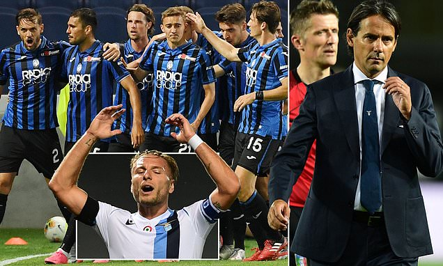 Atalanta 3-2 Lazio: Top-scoring Serie A sides deliver on thrills and firepower in
