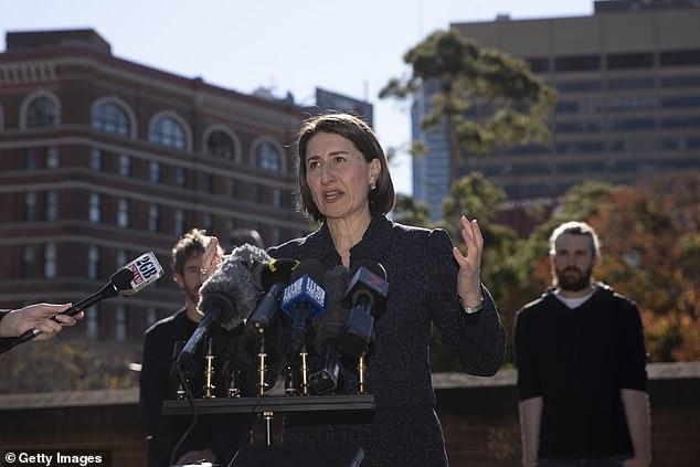 NSW Premier Gladys Berejiklian has praised the company as a 'great Australian success story'