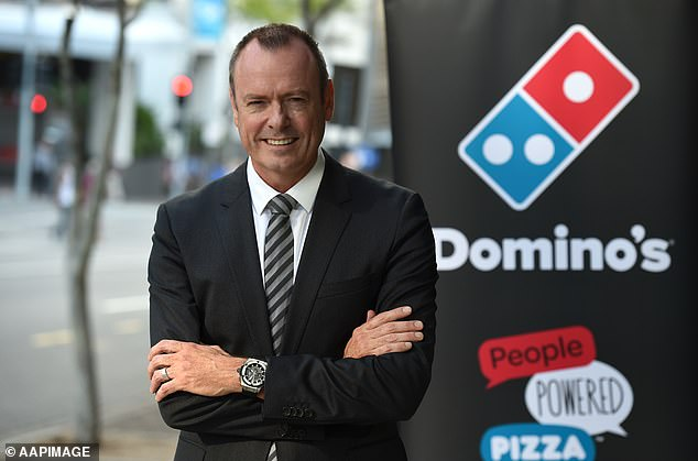 One of Australia's highest-earning CEOs Don Meij (pictured) who started his career as a pizza delivery boy has snapped up a multi-million dollar property on Australia's Glitter Strip