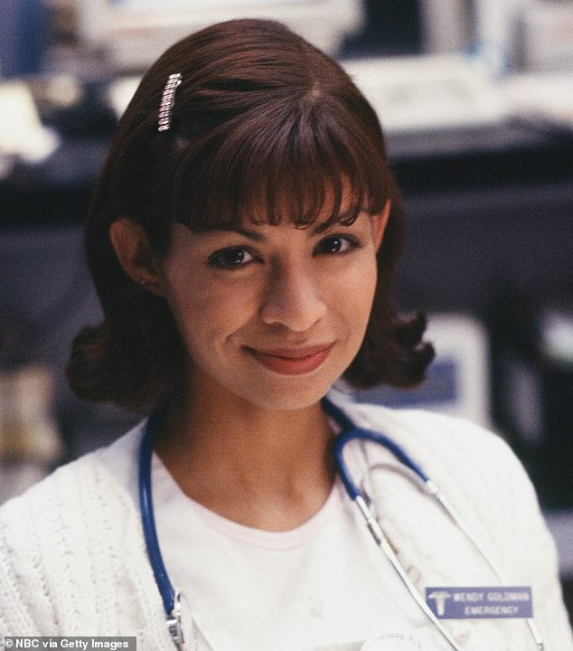Marquez was best known for playing nurse Wendy Goldman on the popular NBC medical drama ER, also starring George Clooney