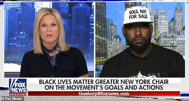 Newsome spoke to Martha MacCallum on Fox News on Wednesday night