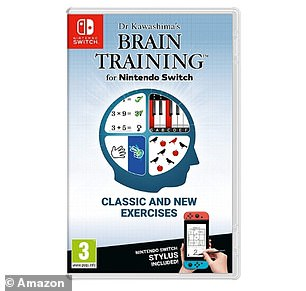 Dr Kawashima's Brain Training could be a great way to give your brain a workout