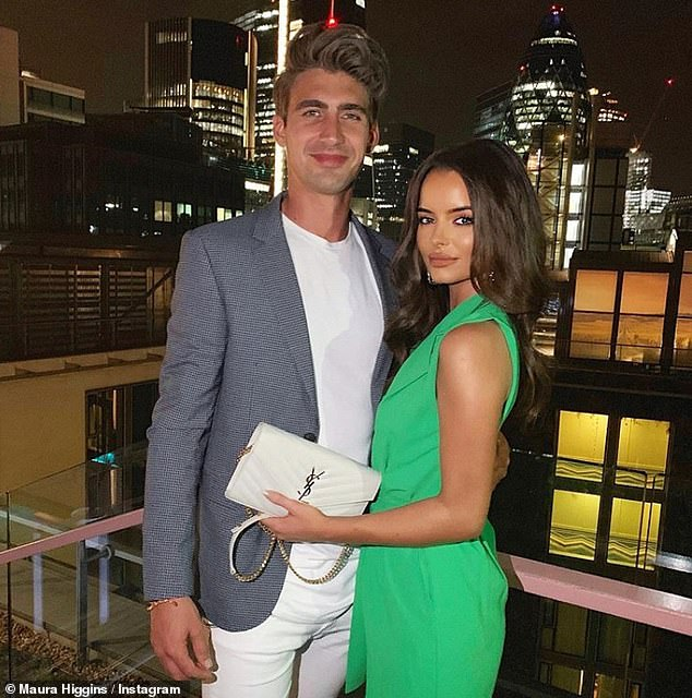 Romance?The trio all starred together on the fifth series of Love Island and Joanna admitted she reckons Maura and Chris would make a good couple