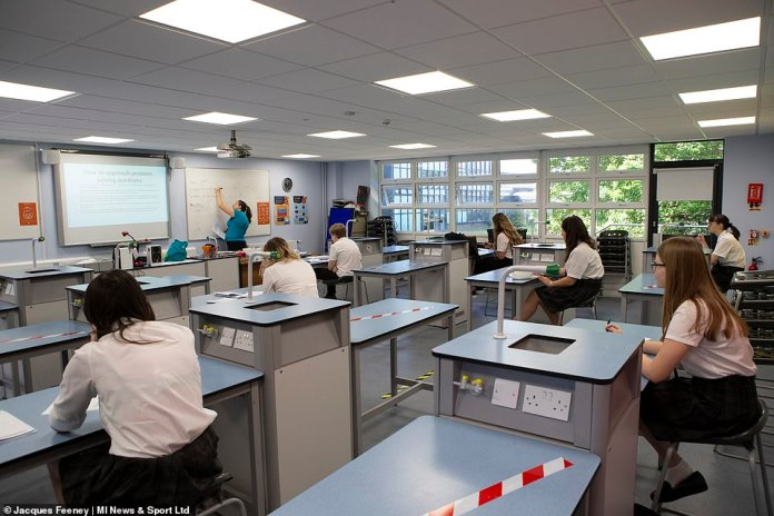 Secretary of Education Gavin Williamson plans a