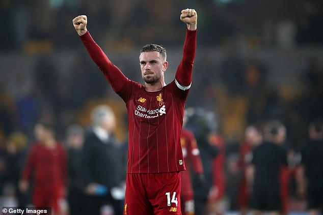 Henderson also showed maturity by launching the #Players Together charity program in April