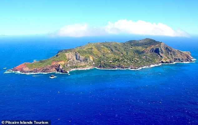Want to visit Pitcairn post-Covid? There's no airport, so boats are your only option