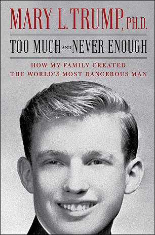 Freddy Trump's daughter Mary is planning to publish an excoriating biography of how her family 'created the world's most dangerous man,' with the president and two of his siblings fighting in court to stop her
