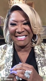 Two-time Grammy winner Patti LaBelle sang her 1983 hit Love, Need and Want You