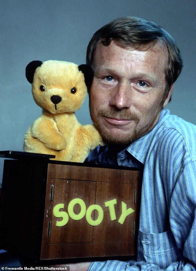 Fragile: Sooty star Matthew Corbett has revealed he almost died from coronavirus and spent 10 days battling the infection in intensive care