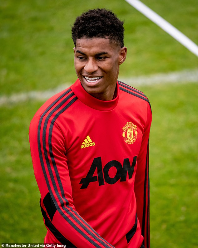 Marcus Rashford has impressed this season but Solskjaer needs more from the England ace