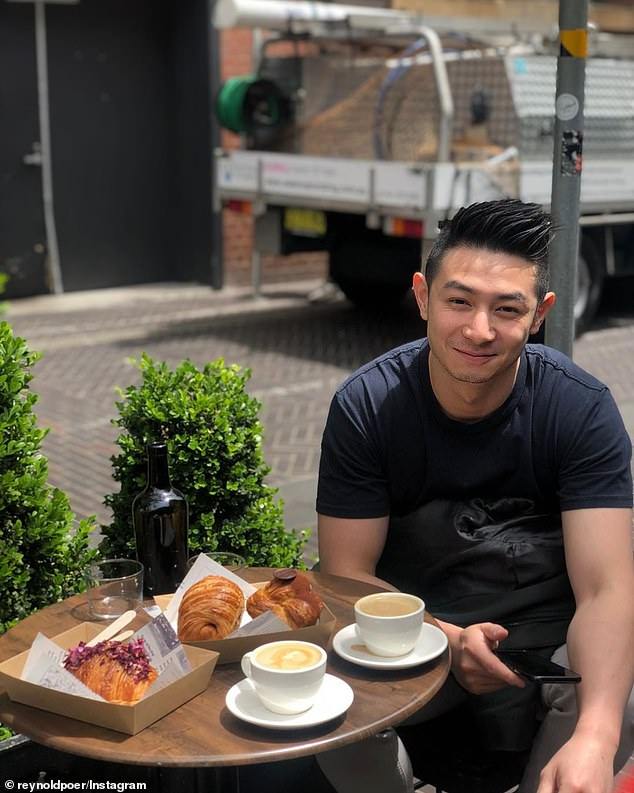 Can he do it?He may not be the bookies' favourite, but Reynold Poernomo (pictured) is a front-runner to win MasterChef: Back to Win, according to one former contestant