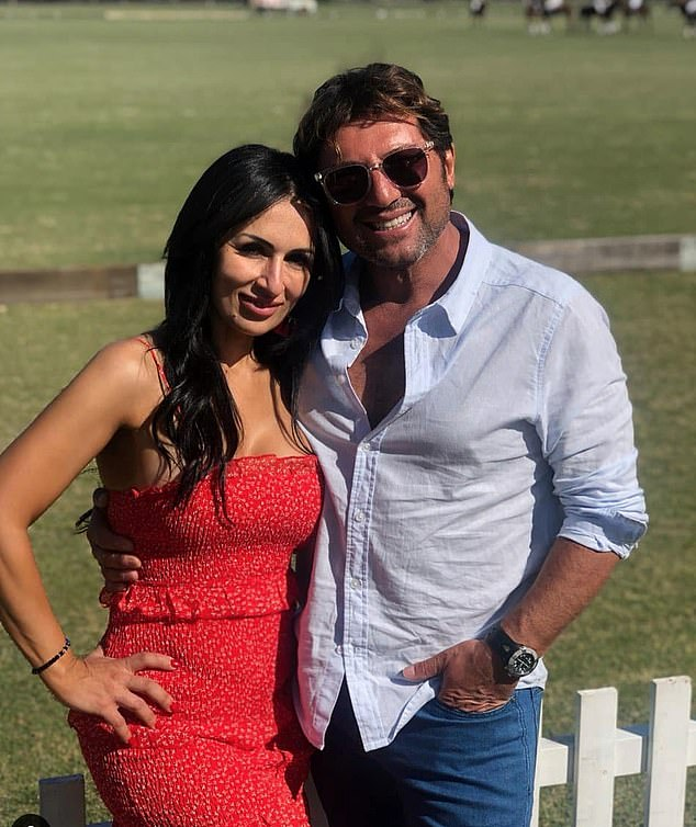 The One? The reality star is believed to still be in a relationship with Tina, but he keeps their romance quiet because he believes it's 'good for his career' to be desired by fans