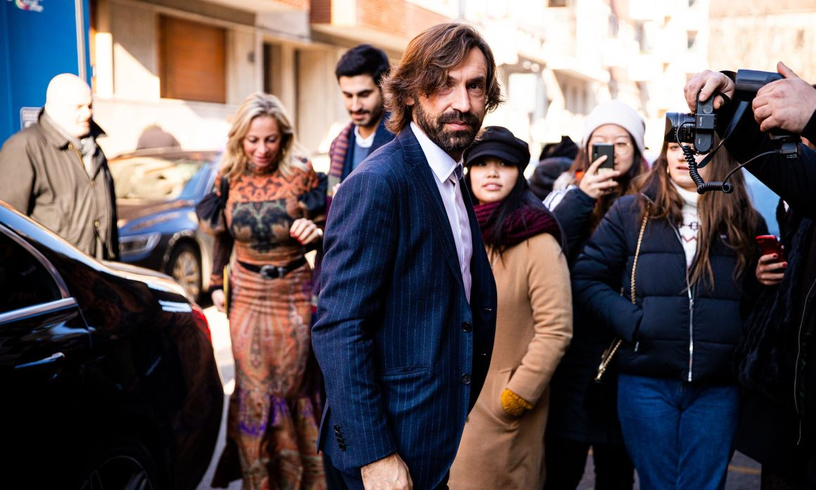Andrea Pirlo 'set to become Juventus Under 23 coach from next ...