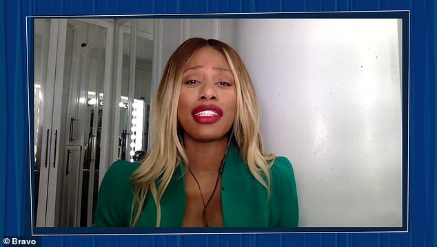 Laverne:Laverne Cox added, 'I love you so much, have a happy and save pride, hashtag Trans is beautiful'