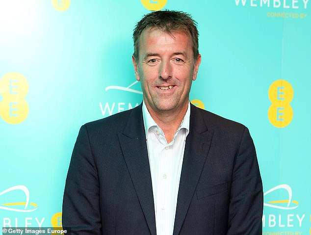 Le Tissier said he `` revised '' his use of the Black Lives Matter badge in Sky Sports shows