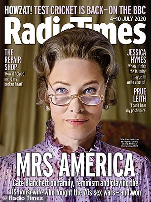 On sale: Read the interview in this week's Radio Times