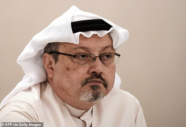 Journalist Jamal Khashoggi was murdered inside a Saudi embassy in October 2018