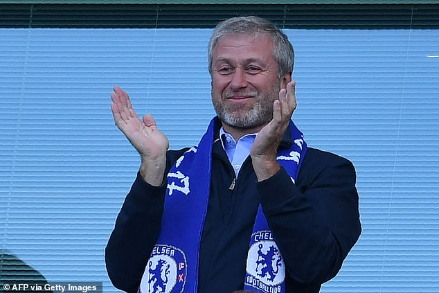 He praised owner Roman Abramovich for backing manager Frank Lampard in the market