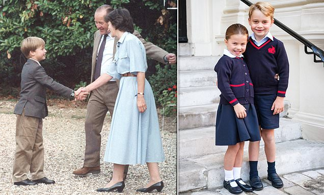 Prince William and Kate Middleton decision over boarding school