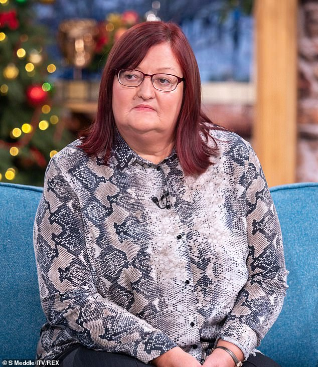 Diane Peebles (pictured), 61, from Edinburgh, is trying to regain some of the life savings she lost during her marriage to her late Sri Lankan husband