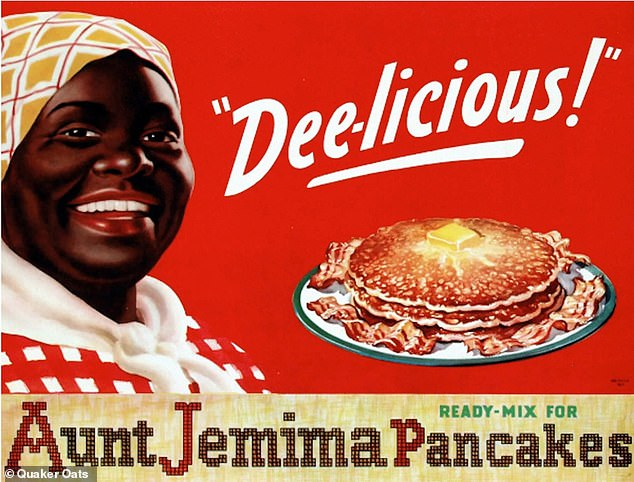 The lawsuit that Evans filed involved the Aunt Jemima logo that Quaker Oats copyrighted in 1936. Evans claimed in the lawsuit that the image was derived from Harrington's face