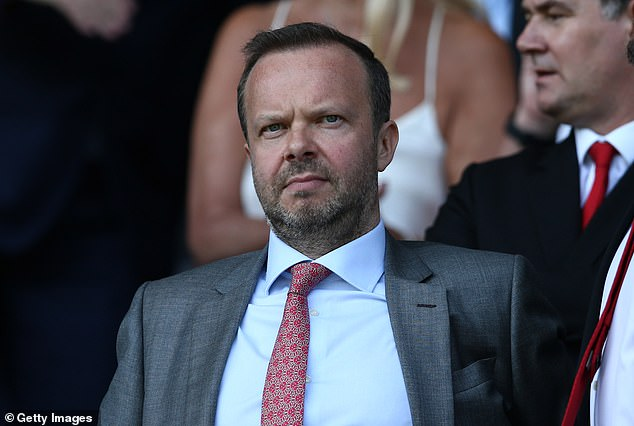 Executive vice-chairman Ed Woodward stated it may not be 'business as usual' this summer