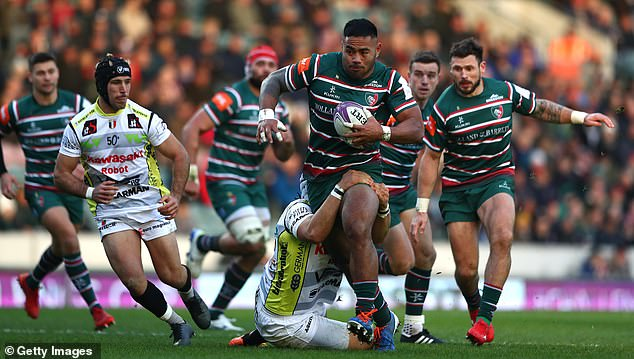 Manu Tuilagi may abruptly leave Leicester Tigers with the star failing to sign a new contract