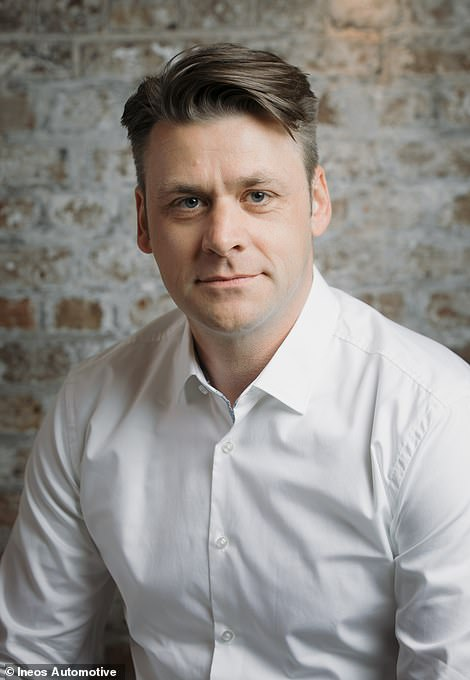 Dirk Heilmann, Managing Director, Ineos Automotive