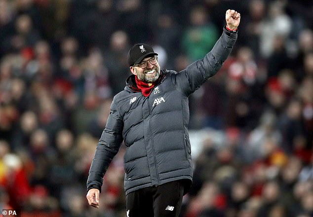 Gary Neville praises boss Jurgen Klopp for transforming Liverpool into league champions