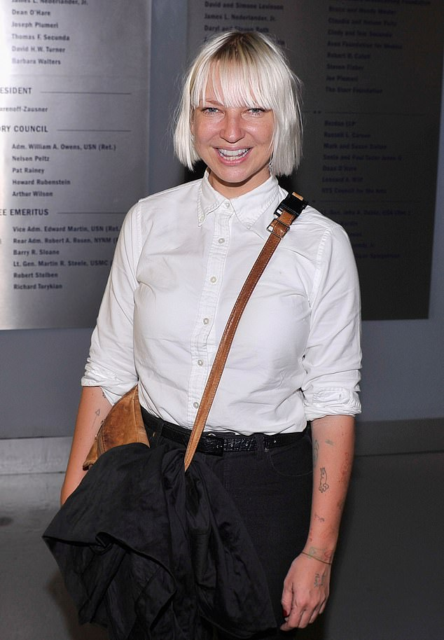 'I don't want to see them in prison': Sia admitted she was 'very scared' for her children's futures