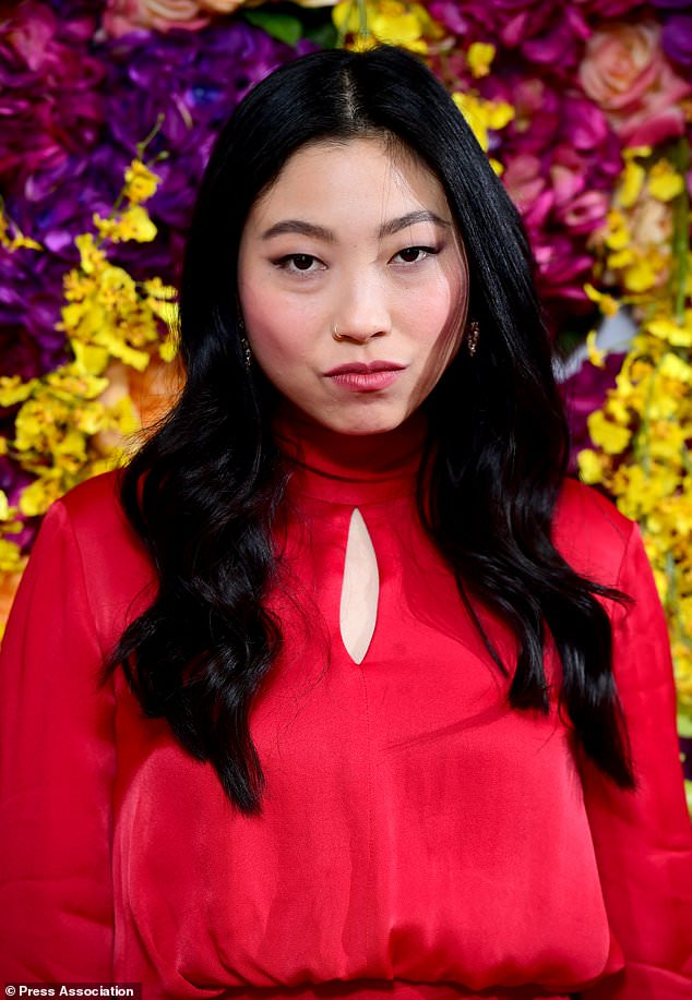 Big news: The new guests were announced Tuesday by The Academy, the organization that presents the Oscars (Awkwafina at the Crazy Rich Asian premiere in 2018)