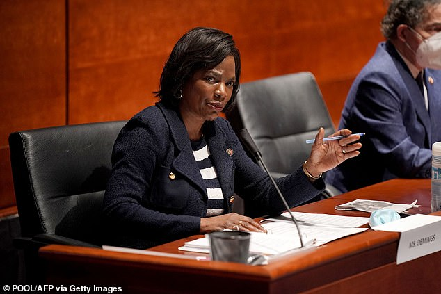 Rep. Val Demings of Florida was formerly the police chief of Orlando. She's become a top pick in the wake of George Floyd's death and rose to prominence during the impeachment proceedings earlier this year