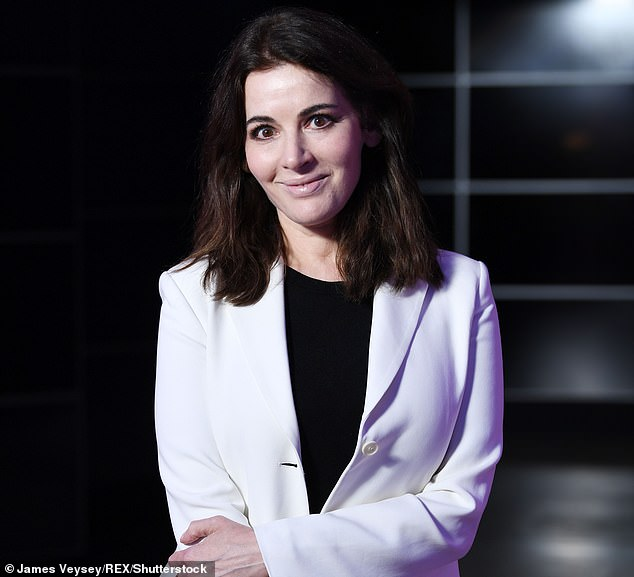 Nigella Lawson hasembraced lockdown and is embarking on a new 5:2 social diet: two days on, five days alone