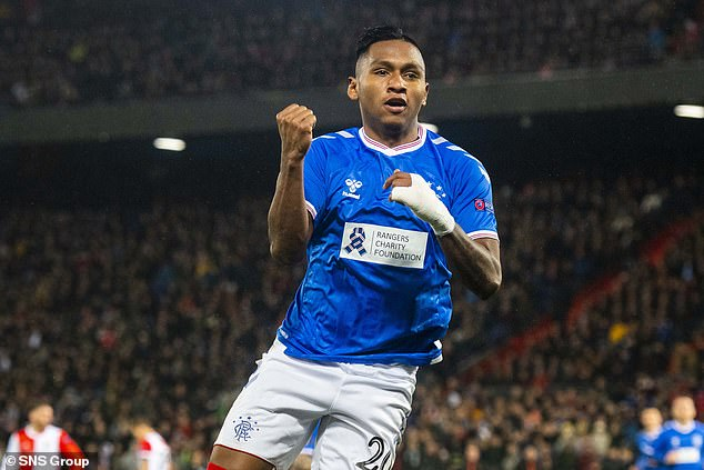 Rangers star Morelos snubs offer from wealthy Qatar outfit Al Duhail
