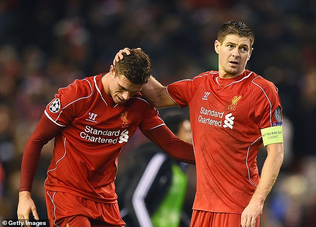 The midfielder insisted Gerrard's impact at Anfield could never be replicated by anyone