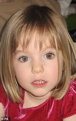 German prosecutors confident they can indict Madeleine McCann's main suspect Christian Brueckner, a convicted pedophile and rapist, over her disappearance