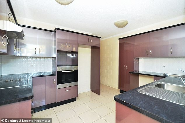 This property on Boyes Court in Heatley, Townsville, has a price tag of $99,000