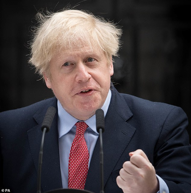 As for austerity, it's banished. Boris refuses even to utter the term, calling it the 'A' word