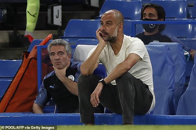 Klopp s'attend à ce que Pep Guardiola et son équipe de Manchester City reviennent forts