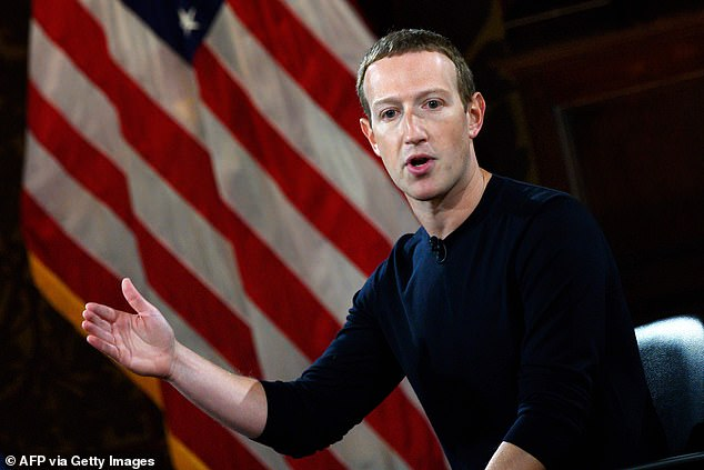 Mark Zuckerberg, 36, told employees on Friday that the company would not bow to pressure