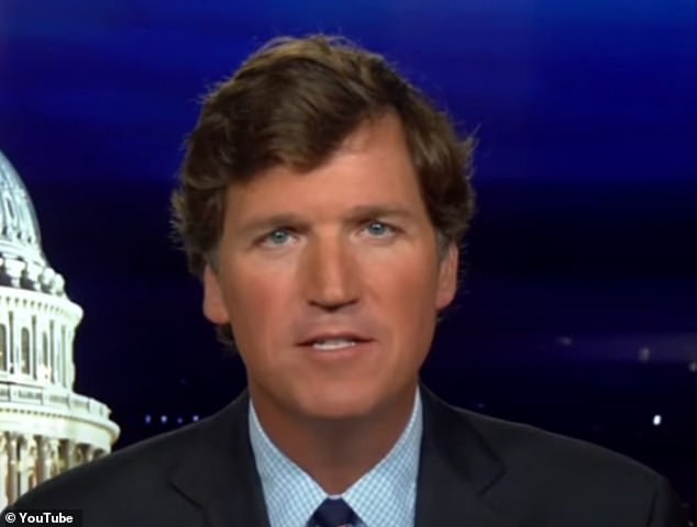 'Tucker Carlson Tonight,' which appears nightly on Fox News Channel, has cinched the achievement of the highest-rated program in all of cable news in history