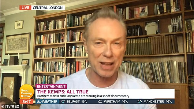 Meeting?  When asked recently on GMB if the documentary could