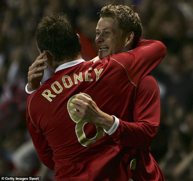 Solskjaer played alongside Rooney when he was an extremely talented youngster at United