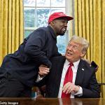 Kanye West denies rumors Trump and GOP are bankrolling his White House bid