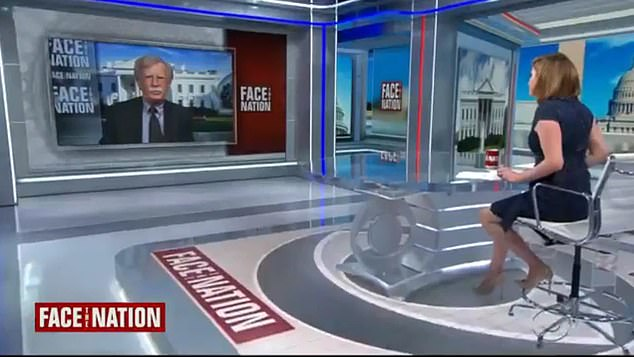 `` I think if you could synchronize the time actually spent in the oval office with the time spent in a small dining room outside the oval office with cable information networks, in one form or another , - that would be a very interesting statistic, '' the former national security adviser told CBS