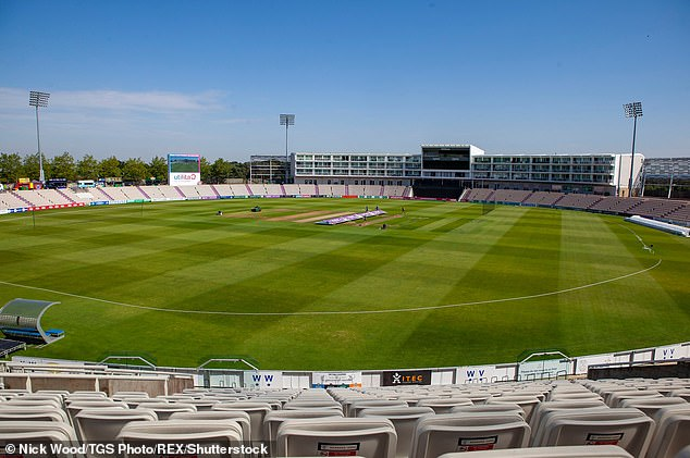 Fake crowd noise and music will be played at England West Indies cricket test matches