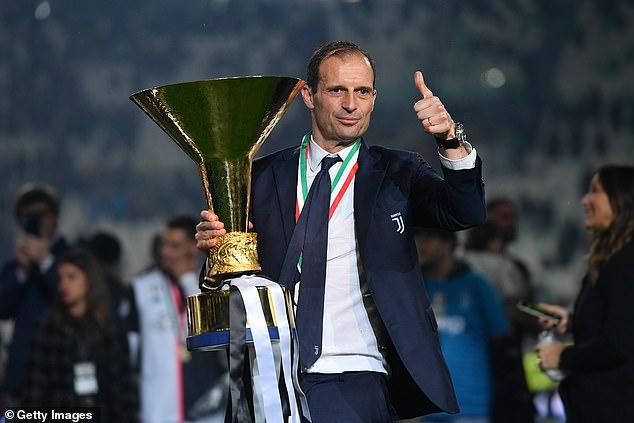 L'Italien est au chômage depuis plus d'un an depuis qu'il a quitté la Juventus à la fin de la saison dernière